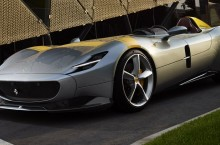 VIDEO: Ferrari Monza SP1 și SP2: Ecouri atemporale