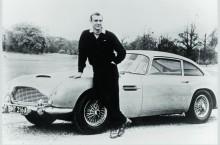 Aston Martin Goldfinger DB5 – Renaște mașina clasică a lui James Bond