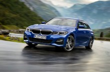 VIDEO: Noul BMW Seria 3 promite să fie etalon al dinamismului