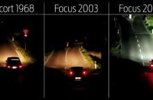 VIDEO: Farurile adaptive ale noului Ford Focus recunosc marcajele și semnele rutiere