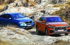 Test Drive: Audi Q8 vs BMW X6 – Oul sau găina?
