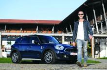 Mikael Fredholm și MINI Countryman: Pilotul automat