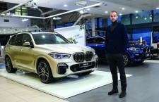 Marius Copil și BMW X5: Întâlnește-ți idolii!