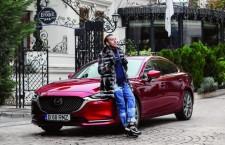 Stephan Pelger și Mazda6: Trup și suflet
