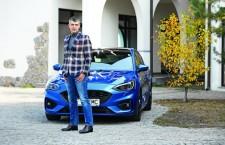 George Zafiu și Ford Focus: Focus pe deșteptare