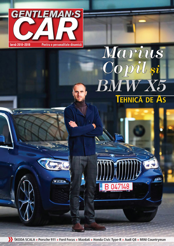 Revista Gentleman's Car, Iarna 2018-2019