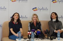 GymNadia 22 februarie 2019 - Nadia Comaneci, Andreea Raducan, Irina Deleanu