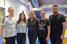 GymNadia 22 februarie 2019 - Nadia si antrenorii