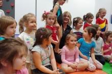 GymNadia 22 februarie 2019 - Nadia si copiii