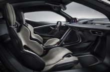 Lotus Evija Interior 1