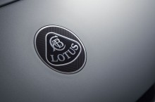 Lotus Evija Nose Badge