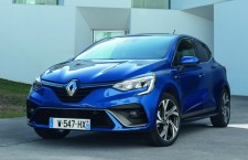 Test Drive Renault Clio: De-a valma, contra cronometru