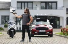 Cosmin Tudoran & MINI Countryman & BMW C 400 GT: Rețeta proprie