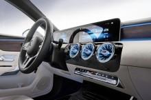 Mercedes-Benz A-Klasse Limousine, V177, 2018Mercedes-Benz A-Class Sedan, V177, 2018