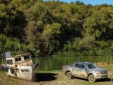 Test Drive: Nissan Navara N-Guard – La Chilia Veche-n Port