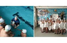 """Mercedes-Benz România și Fundația Camelia Potec promoveză educația prin sport cu proiectul """"I Swim. What's your superpower?"""""""