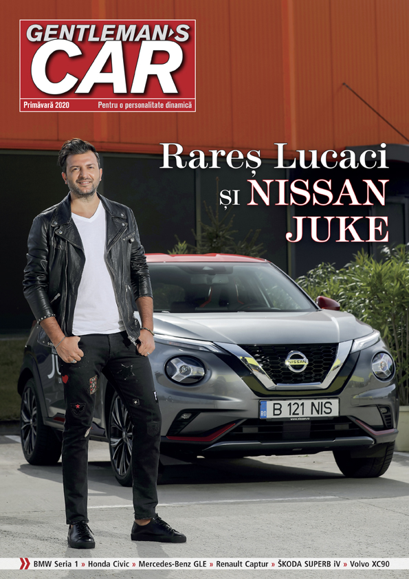 Revista Gentleman's Car, Primavara 2020