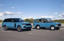[VIDEO] Range Rover Fifty – O ediție specială pentru aniversarea de 50 de ani