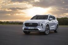 VIDEO: Noul Hyundai Santa Fe debutează cu propulsii hibrid și plug-in hybrid