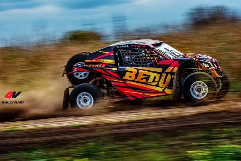 Competiția internațională 4V Rally Raid România revine în Constanța în 20-22 august 2021