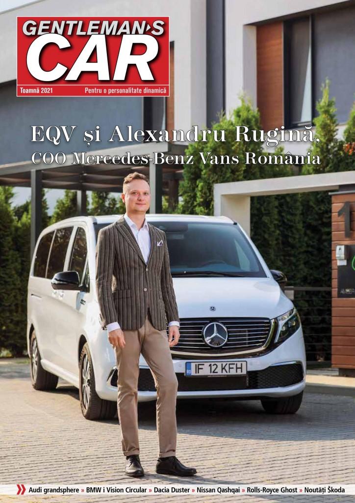 Revista Gentleman's Car Toamnă 2021