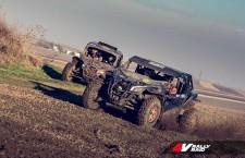 "S-a dat startul în a 5-a ediție 4V Rally Raid România, cunoscută drept ""Dakarul Dobrogei""!"
