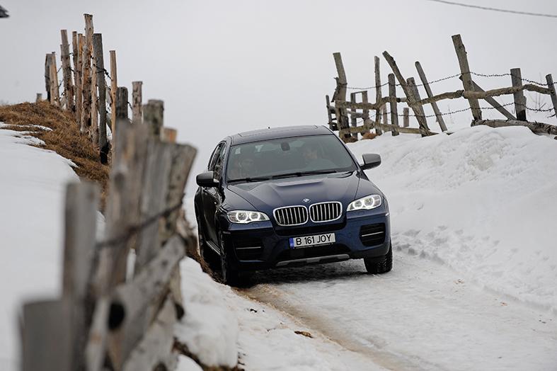 BMW X6 M: rating maxim