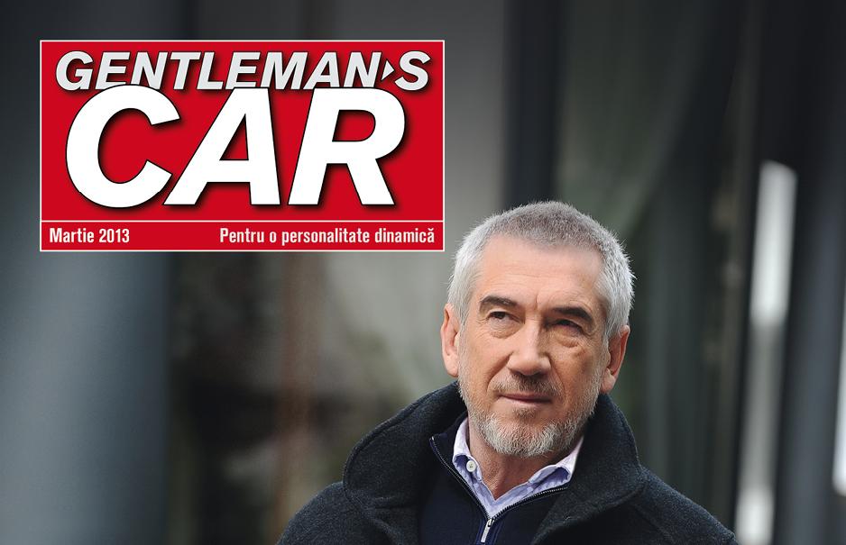 Revista digitala Gentleman's Car, martie 2013