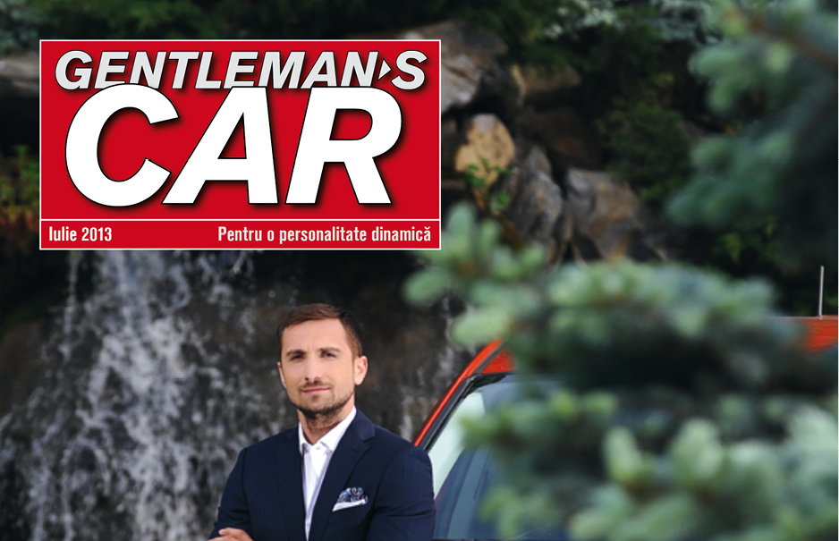 Revista digitala Gentleman's Car, iulie 2013