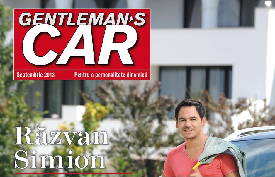 Revista digitala Gentleman's Car, septembrie 2013