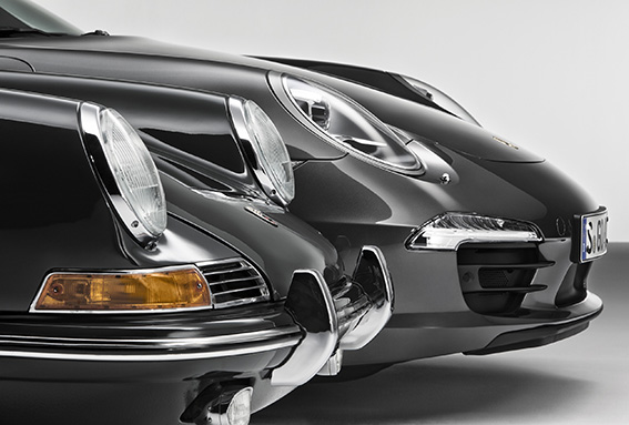 Porsche 911 implineste 50 de ani