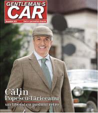 Revista digitala Gentleman's Car, decembrie 2013