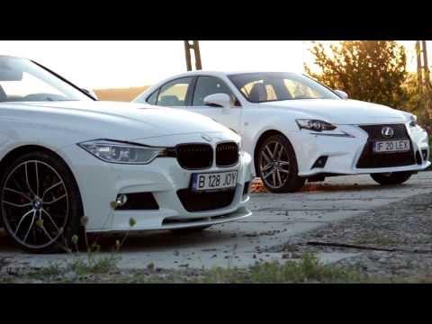 Test Video Comparativ Lexus IS 300h vs BMW 328i