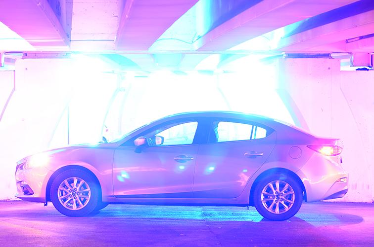 Mazda3 Sedan – Schimbare radicală
