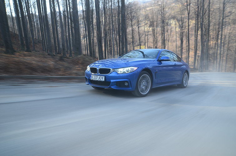 BMW Seria 4 Coupe – Day in, day out