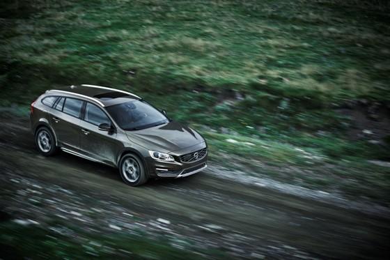 Volvo V60 Cross Country – o nouă viziune