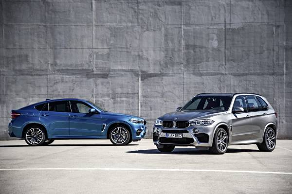 """BMW X5 M și X6 M – """"fit for Nordschleife"""""""