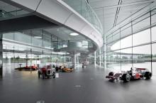 McLaren – Vizită în  paradis