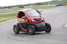 Test Video Renault Twizy: Power to the people