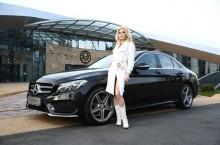 Loredana și Mercedes-Benz Clasa C – Sunetul perfecțiunii