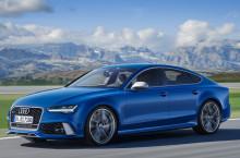 Audi RS7 Sportback primește un plus de performanță