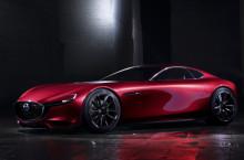 Mazda RX-Vision încearcă să reînvie motorul rotativ