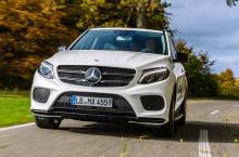 Mercedes-AMG GLE 450 4MATIC își face debutul oficial