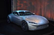 Aston Martin DB 10 la Salonul Auto din Los Angeles