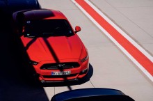 Test Drive Ford Mustang – Musclecar Downsizing