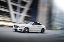 Mercedes-AMG C 43 4MATIC Coupe își face intrarea