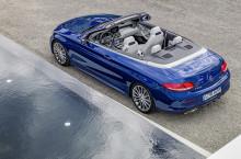 Noul Mercedes-Benz Clasa C Cabrio te invită să-l descoperi