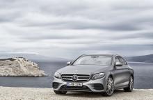 Noul Mercedes-Benz Clasa E este disponibil în România