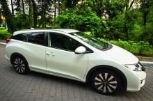 Test Drive: Honda Civic Tourer – Cultivând spiritul Civic