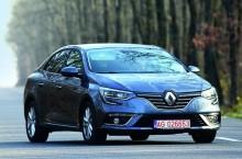 Test Drive: Renault Megane Sedan – Carieră în ascensiune